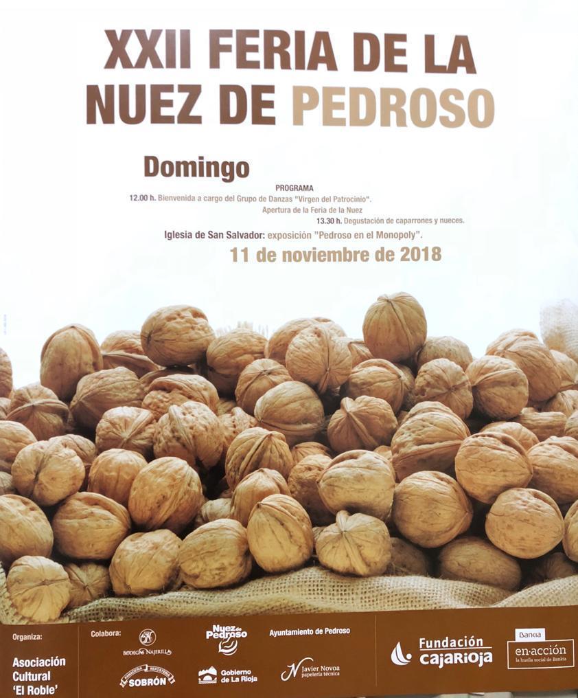Feria de la Nuez de Pedroso