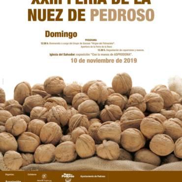 XXIII Feria de la Nuez de Pedroso